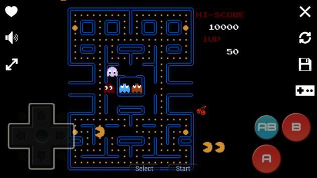Nes Classic Emulator Games スクリーンショット 1