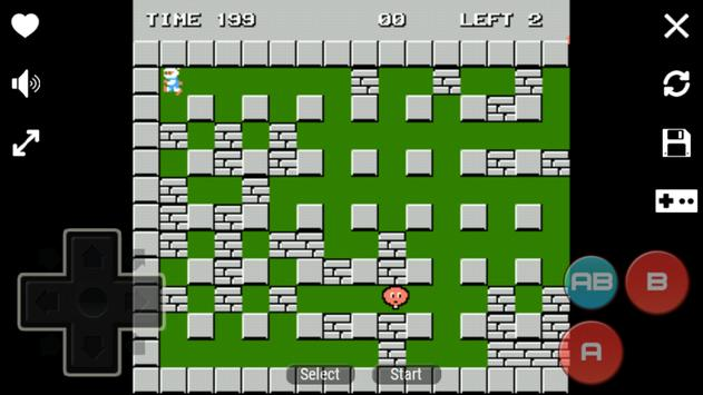 Nes Classic Emulator Games スクリーンショット 2