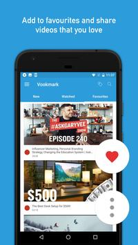 Vookmark.co apk screenshot