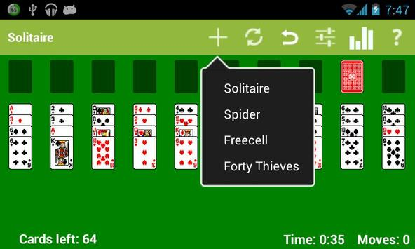 Play Solitaire apk screenshot