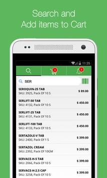 Ease Orders (Simplify Orders) apk screenshot