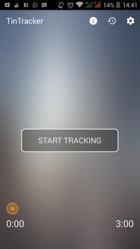 TinTracker apk screenshot