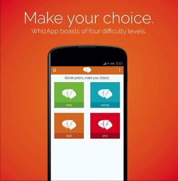 WhizApp poster