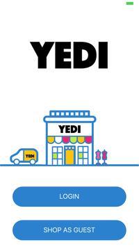 Yedi App poster