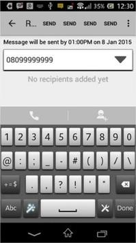 SMS Connect screenshot 6