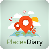 Places Diary icon