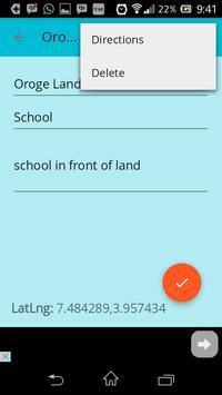Places Diary apk screenshot