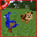 Creatures mod for Minecraft