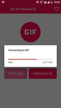 Gif for Musical.ly apk screenshot