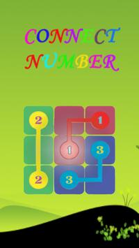 Connect Number poster