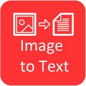 Image To Text icon