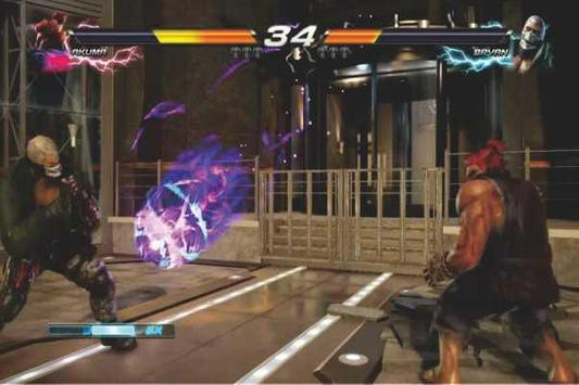 Cheat Tekken 7 Free screenshot 3