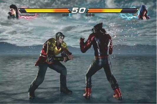 Cheat Tekken 7 Free screenshot 1