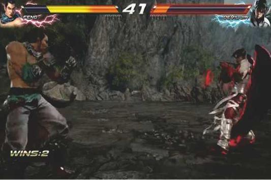 Cheat Tekken 7 Free screenshot 5