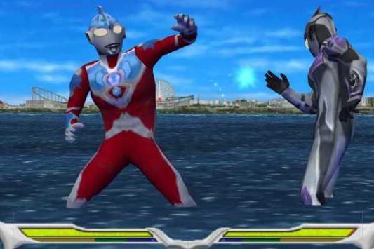 Guide For Ultraman Ginga poster