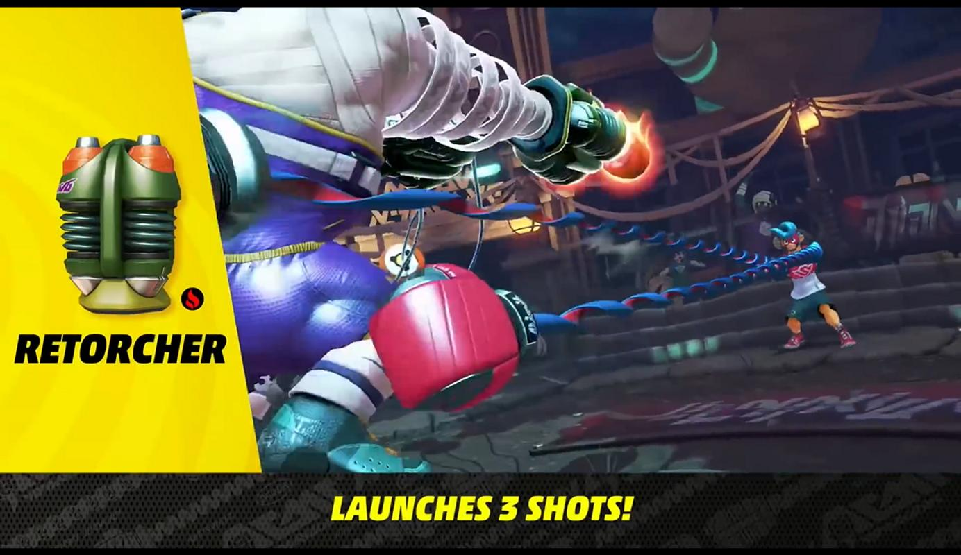 Tips Arms Nintendo Switch For Android Apk Download Screenshot 3