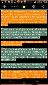Yoruba HOLY Bible apk screenshot