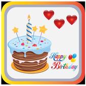 Birthday Gif icon