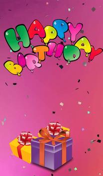 Birthday Gif screenshot 2