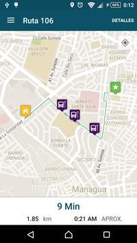 Buses Managua screenshot 5