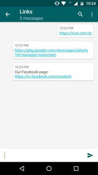 nLock - Hide photos and links screenshot 6