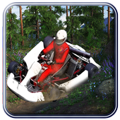 Jungle Safari Racing icon