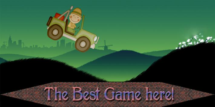 Hill Climb Jungle Racing 2017 screenshot 3