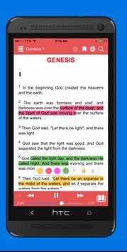 NIV Bible poster