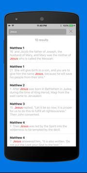 NIV Bible apk screenshot