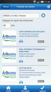 Autosecuritas apk screenshot