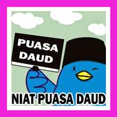 NIAT PUASA DAUD icon