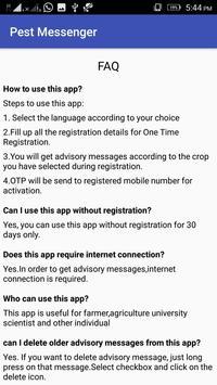 Pest-Messenger screenshot 5