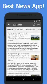 News Nicaragua apk screenshot