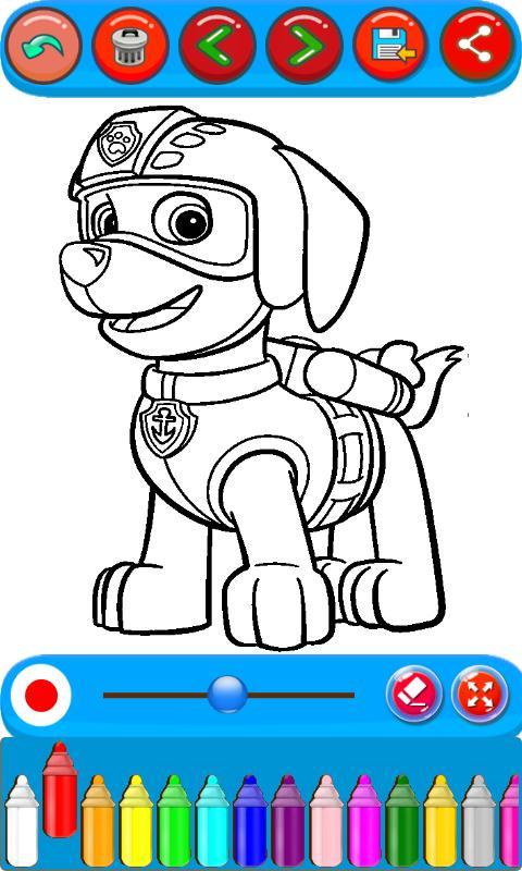 Libro para colorear Nickelodeon Descarga APK - Gratis Educación ...