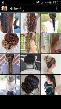 Cute Hairstyles poster