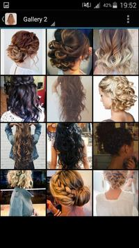Curly Hairstyles apk screenshot