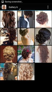 Curly Hairstyles poster