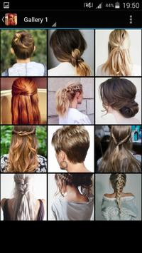 Easy Hairstyles apk screenshot