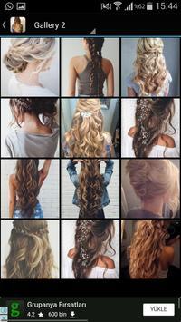 Long Hairstyles screenshot 3