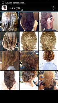 Layered Haircuts apk screenshot