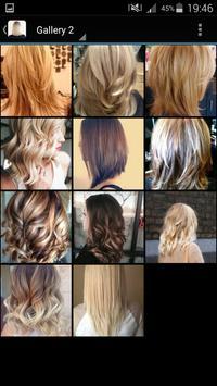 Medium Length Hairstyles apk screenshot