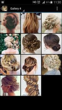 Updo Hairstyles poster