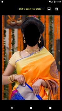 Silk Saree Face Changer poster