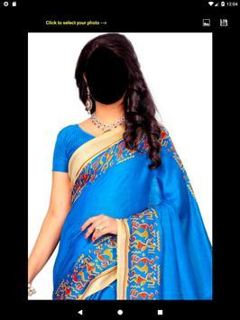 Silk Saree Face Changer screenshot 13