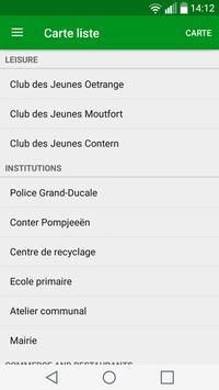Contern apk screenshot