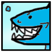 Shark Button icon