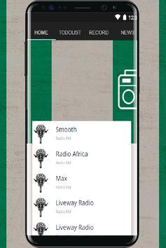 Nigerian Radio Stations FM Offline screenshot 1