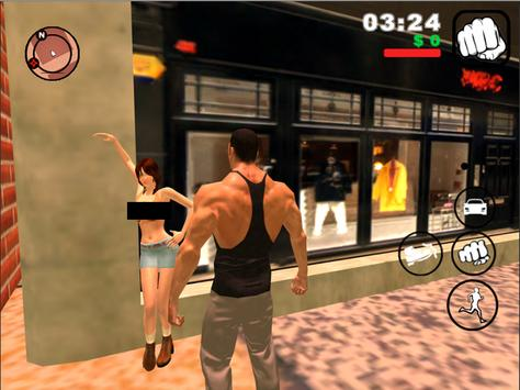 Crime in Miami: grand gang apk screenshot