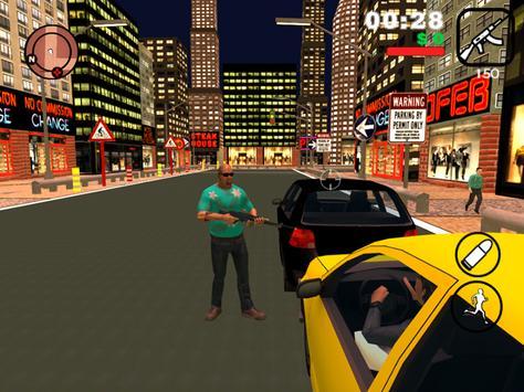 Grand gangster in Vegas 3D apk screenshot