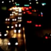 Night Road Video Wallpaper icon
